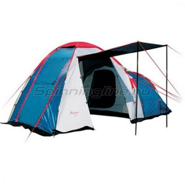Палатка туристическая Hyppo 3 (цвет royal) -  1