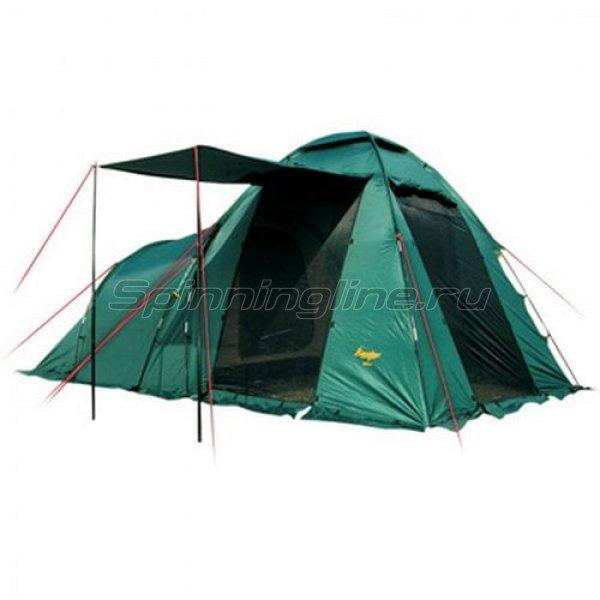 Canadian Camper - Палатка туристическая Hyppo 3 (цвет woodland) - фотография 1