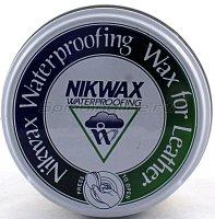 Водоотталкивающая пропитка для обуви Nikwax Wax 102мл