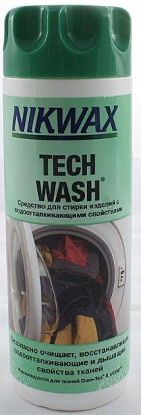 Средство для стирки Nikwax Loft Tech Wash 300мл -  1