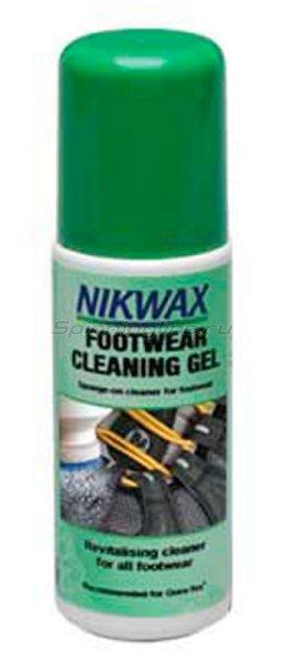 Средство для очистки обуви Nikwax Footwear Cleaning Gel 125мл - фотография 1