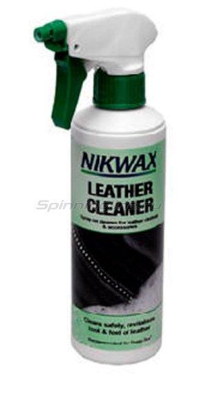Средство для чистки изделий из кожи Nikwax Leather Cleaner - фотография 1