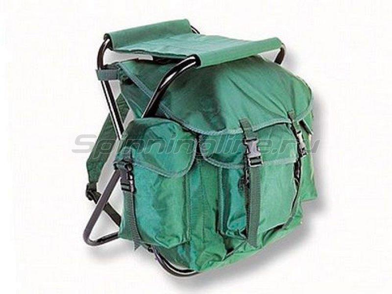 Рюкзак со стулом Cormoran - фотография 1