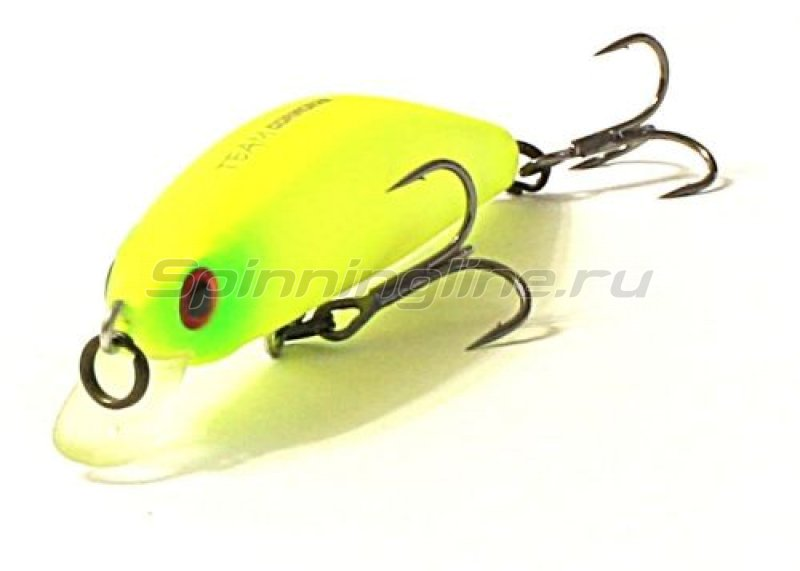 Cormoran - Воблер Iwashi Minnow 65F Lemon - фотография 1