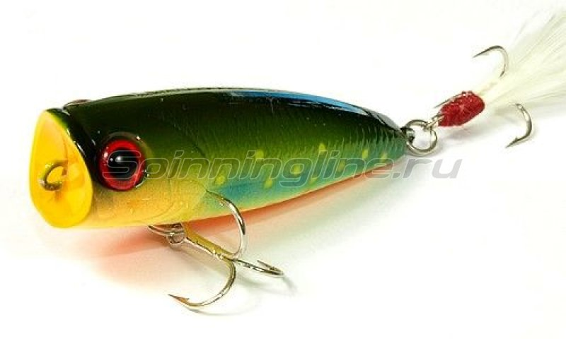 Lucky Craft - ������ Bevy Popper Brook Trout 814 - ���������� 1