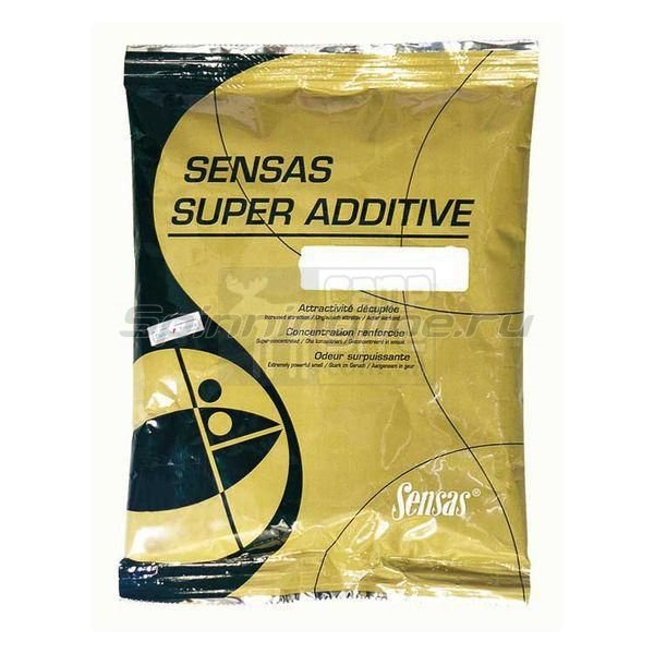 Добавка в прикорм Sensas Additive Double Strawberry 0,2кг - фотография 1