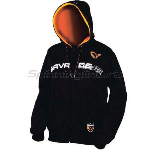 Куртка Savage Gear Hooded sweat XXL - фотография 1
