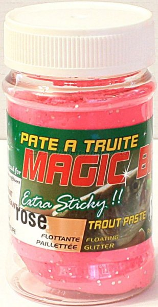 Паста для форели Sensas Magic Bait Pink 50 гр -  1
