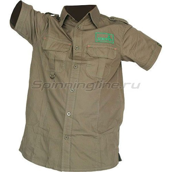 Рубашка Compact Shirt 02 XXL -  1