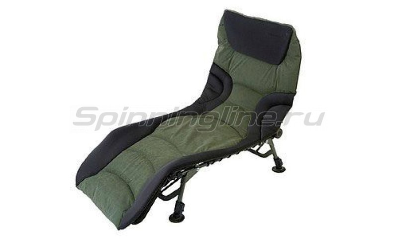 Шезлонг Daiwa Infinity Overnighter Bedchair - фотография 1