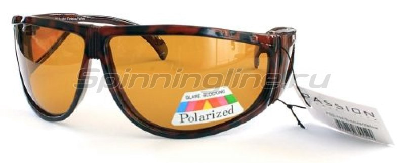 Очки Extreme Fishing Passion PSS- 104 Tortoise-Yellow - фотография 1