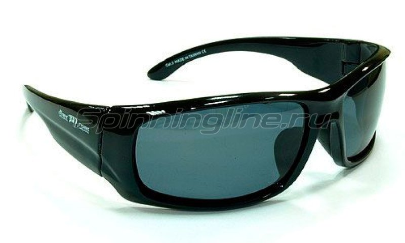 Очки Extreme Fishing Passion PSS- 143 Shiny Black-Grey - фотография 1
