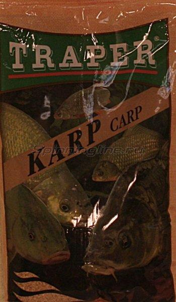 Прикормка Traper Карп 750гр - фотография 1