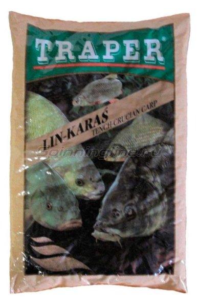Прикормка Traper Линь-Карась 750гр - фотография 1