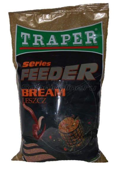Прикормка Traper Feeder Лещ 1кг -  1