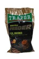 Прикормка Traper Feeder Турбо (карп, линь, карась) 1кг