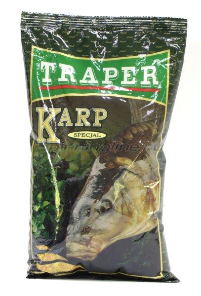 Прикормка Traper Special Карп 1кг - фотография 1