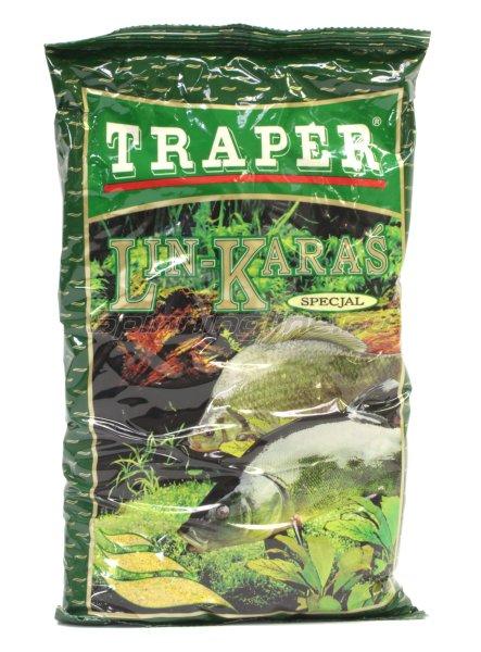 Прикормка Traper Special Линь-Карась 1кг -  1