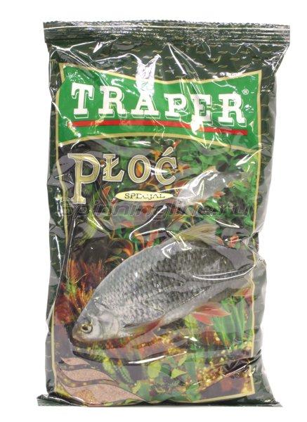 Прикормка Traper Special Плотва 1кг -  1