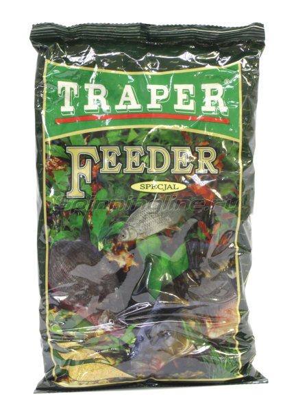Прикормка Traper Special Фидер 1кг - фотография 1