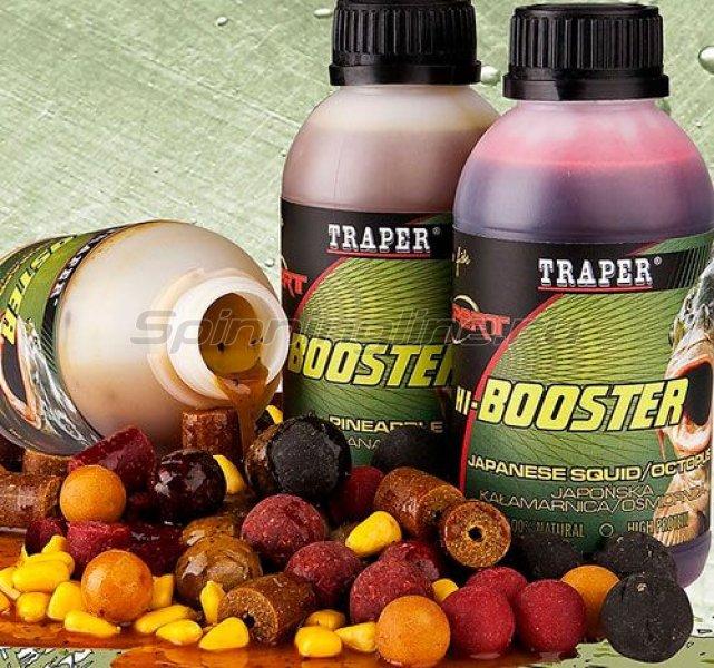 Traper - Добавка в прикорм Expert Hi-Booster мед 300мл - фотография 1