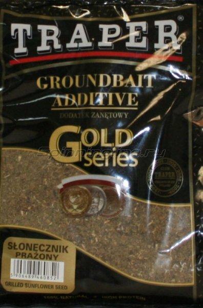 Traper - Добавка в прикорм Семена подсолнуха жареные 0,4кг - фотография 1