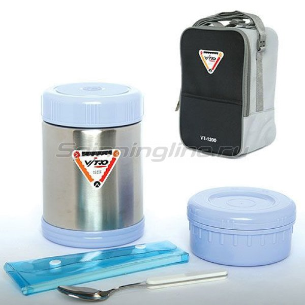 Термос Vitro Lunch Box 1.10л -  1