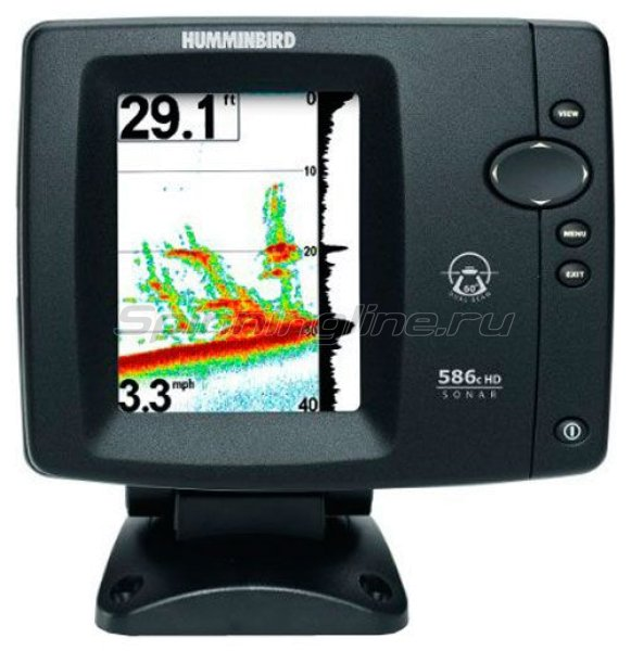 Эхолот Humminbird 586cx HD -  1