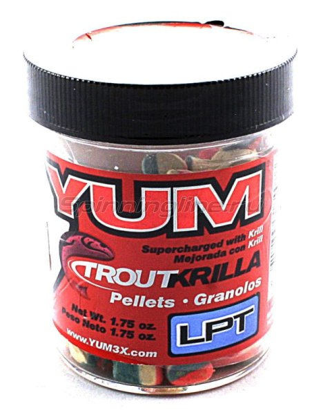 Pradco Yum - Форелевая паста YTKPS7 - фотография 1