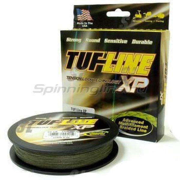 Tuf-Line - Шнур XP 274м 0.23мм green - фотография 1