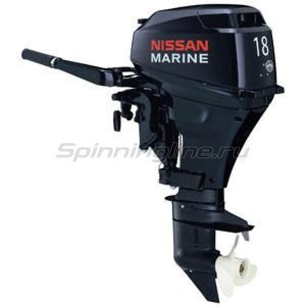 Мотор лодочный 2-х тактный Nissan Marine NS 18 E2 1 -  1