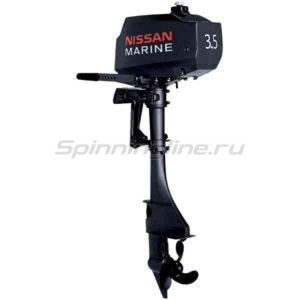 Мотор лодочный 2-х тактный Nissan Marine NS 3.5 A2 1 - фотография 1