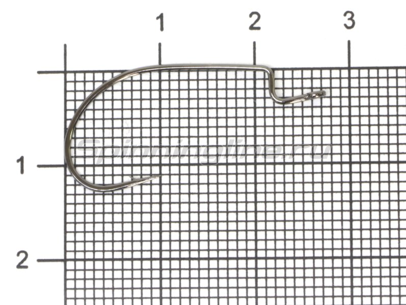 Крючок Decoy S.S. Hook Worm 19 №3 -  1