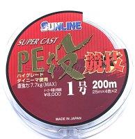 Шнур S-Cast PE Nagi Kyogi 200м 1.2