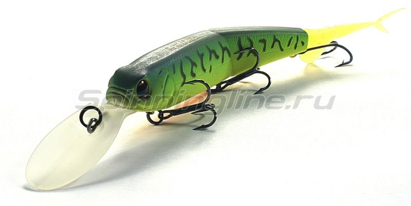 Imakatsu - Воблер Killer Bill Minnow 125SP 45 Matt Hot Tiger - фотография 1