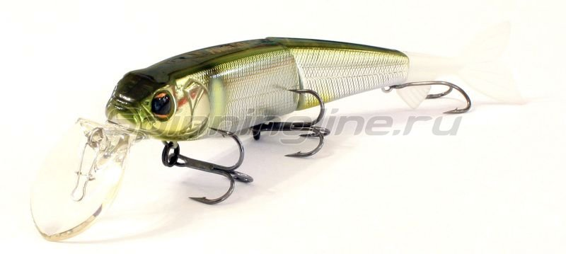 Imakatsu - Воблер Power Bill Minnow 115SP 41 Alumina Ayu - фотография 1