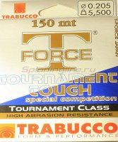 Леска T-Force Tournament Tough 150м 0,205мм