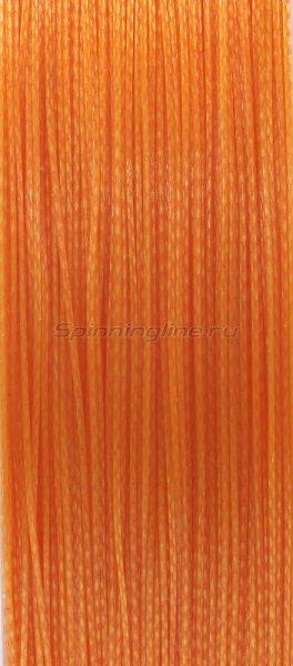 Шнур Mig Extreme Braid 135м 0,18мм оранжевый -  3