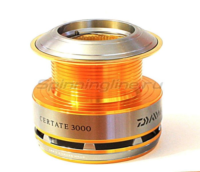Шпуля Daiwa Spare Original Spool New Certate 3000 - фотография 1