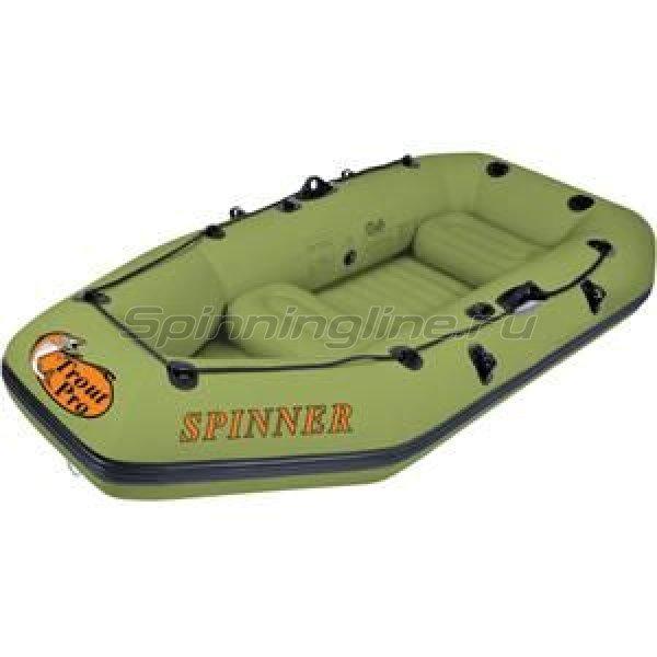 Лодка ПВХ Trout Pro Spinner 300 - фотография 1
