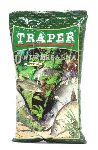Прикормка Traper Special Универсальная 1кг - фотография 1