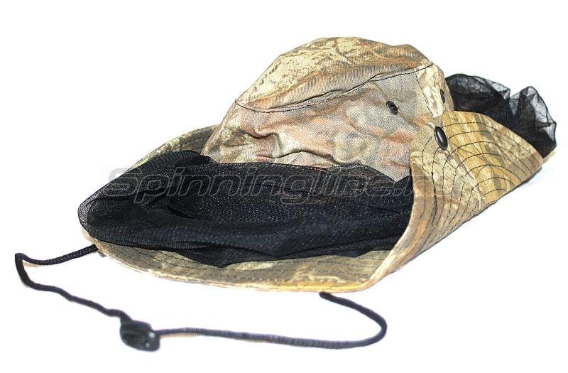 Ковбойка с антимоскитной сеткой Алом-Дар 60-62, лес - фотография 1