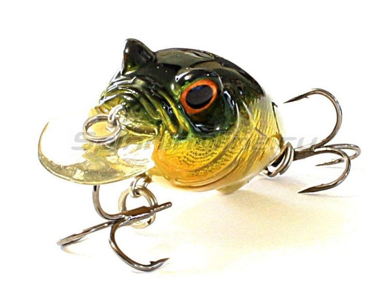 Megabass - Воблер Baby Griffon gg perch - фотография 1