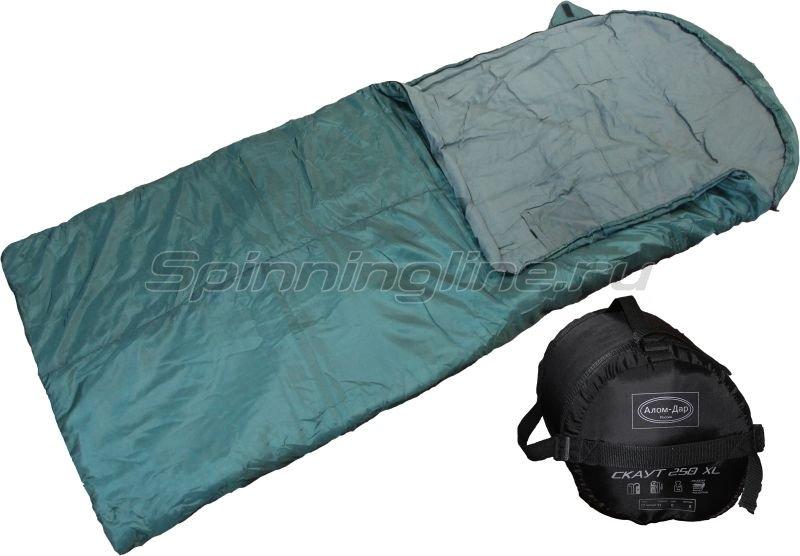 "Спальный мешок Алом-Дар ""Скаут"" 250 XL -  1"