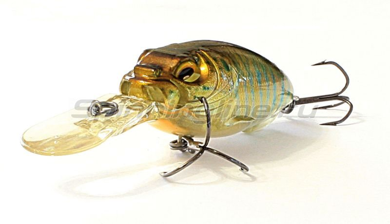 Megabass - Воблер MR-X Cyclone lightning shad - фотография 1