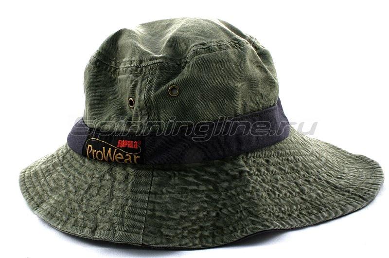 Шляпа Rapala Rotator Hat оливковый M -  1