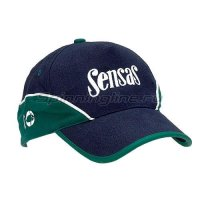 Кепка Sensas Logo Blue/Green