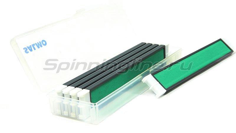 Коробка с пластиковым мотовилом Salmo 55 Line Winder -  2