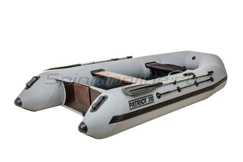 Лодка ПВХ Патриот Оптима 310 -  4