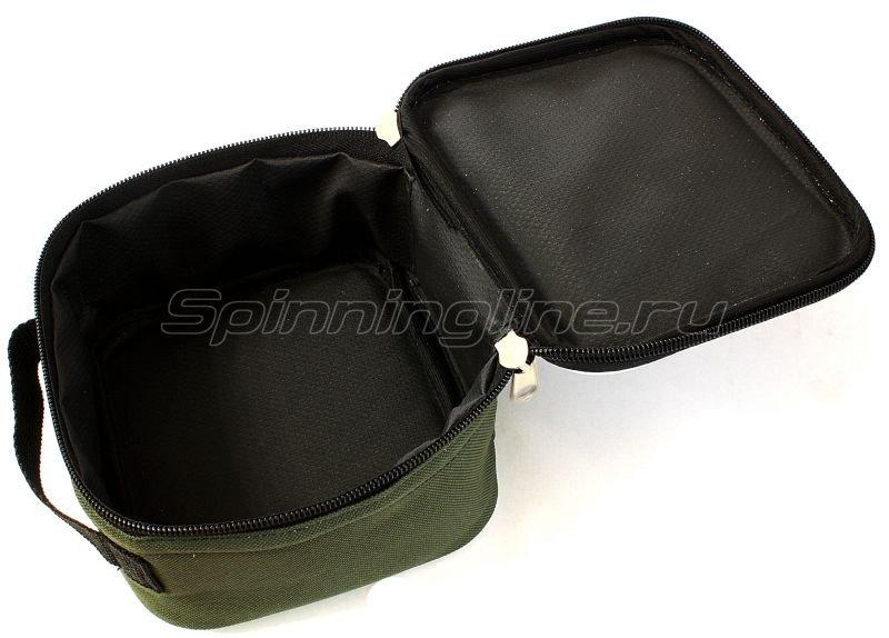 Чехол Markfish для катушки Эконом зеленый -  2